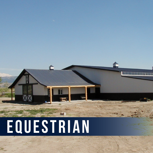 Equestrian Building Type