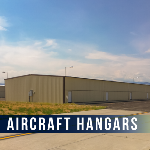 Aircraft Hangars Building Type