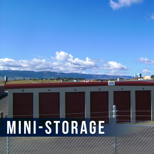Mini Storage Building Type